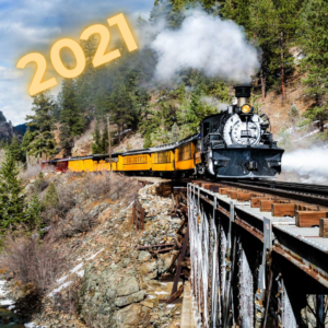 Colorado Rail and Rafting Bus Tour