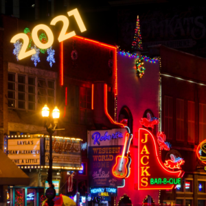 Nashville Christmas Bus Tour