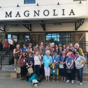 Magnolia Markets in Waco Bus Tour